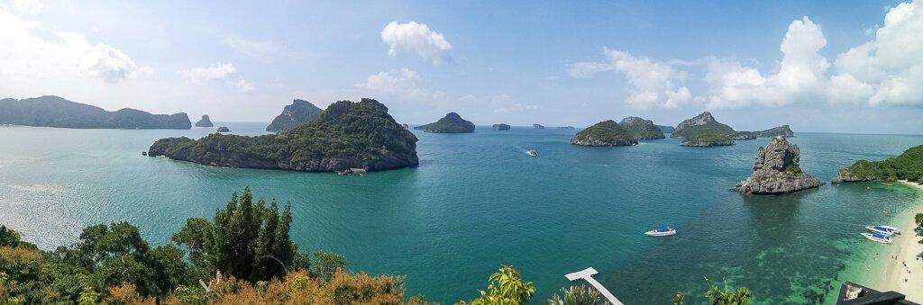 Thailand - Ang Thong Marine Nationalpark