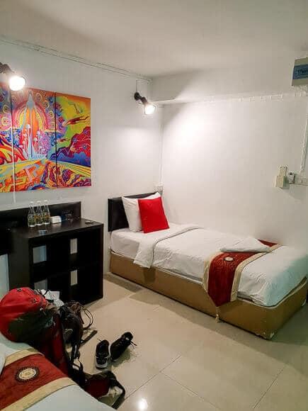 Hotelzimmer Bangkok