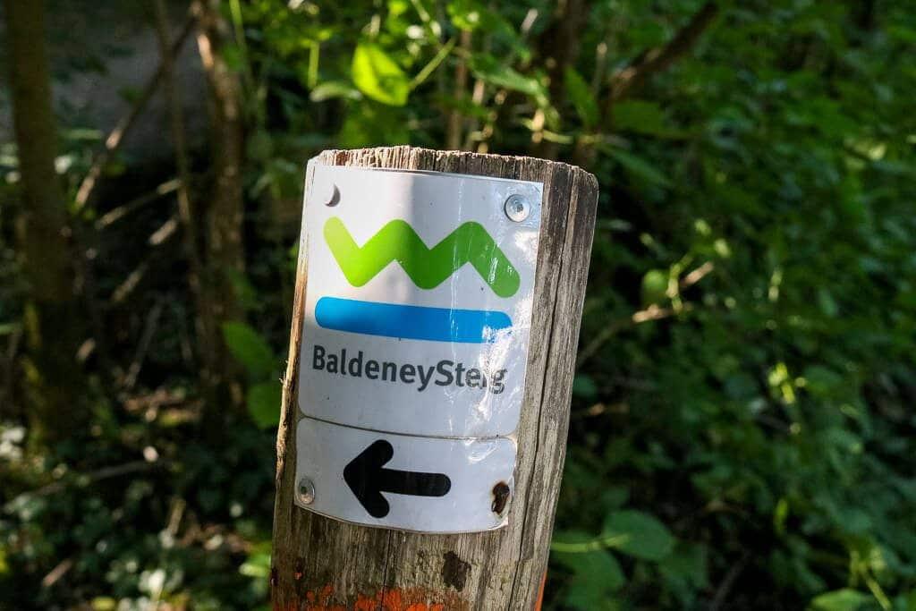 Baldeneysteig Essen — Wanderung mitten im Ruhrgebiet