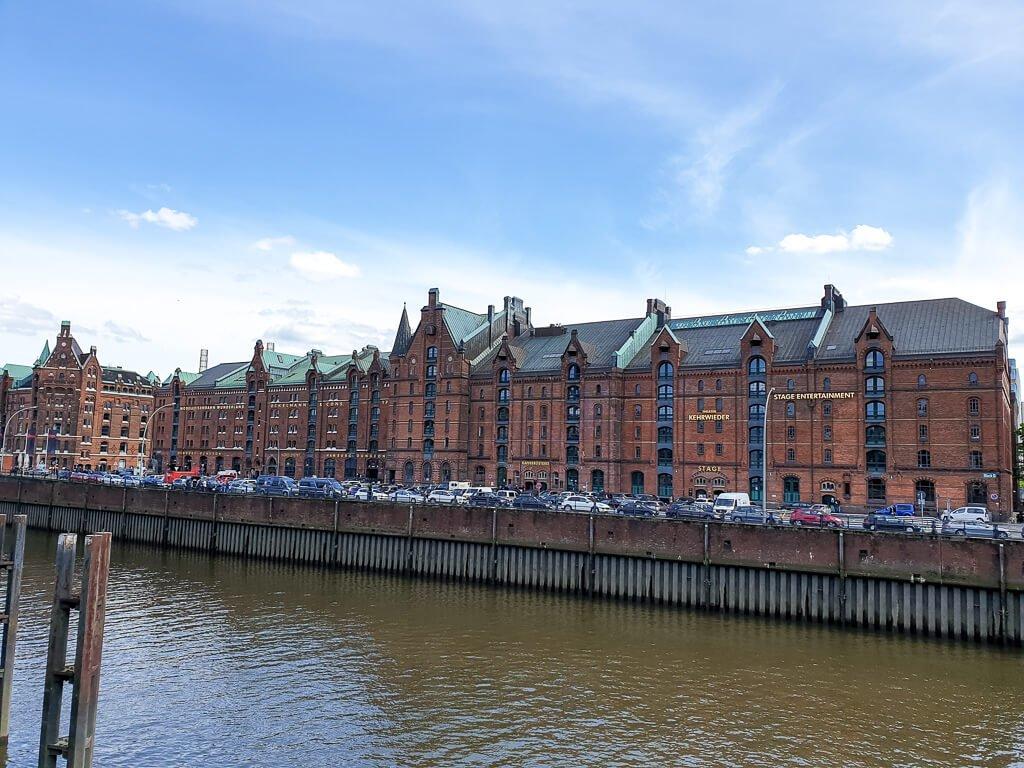 Hamburg - Kehrwieder / Speicherstadt
