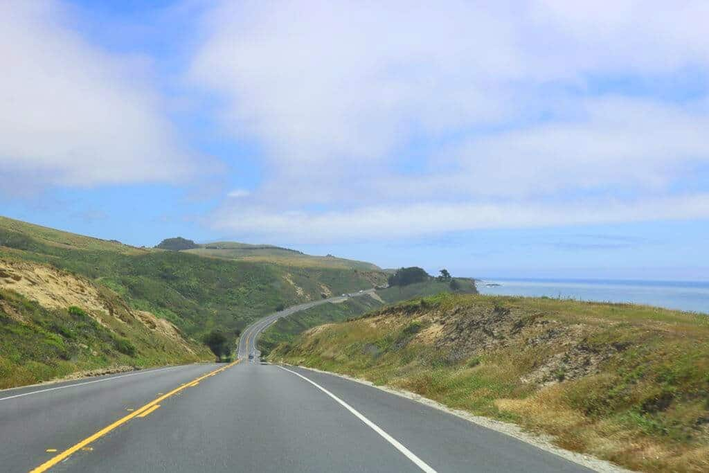 Highway 1 - San Francisco - Santa Cruz