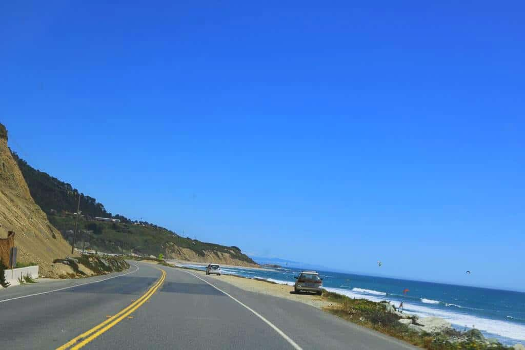 Highway 1 - San Francisco