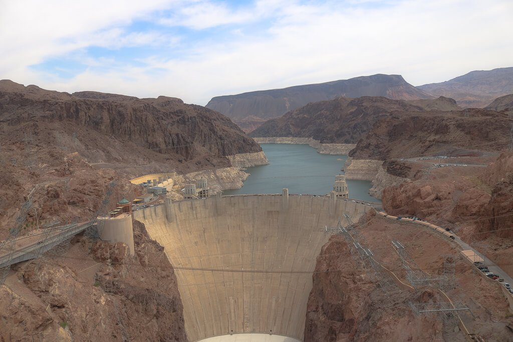 Hoover Dam - Nevada - Stausee