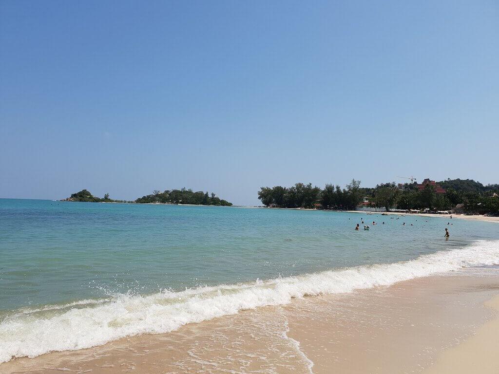 Ko Samui - Choeng Mon Beach