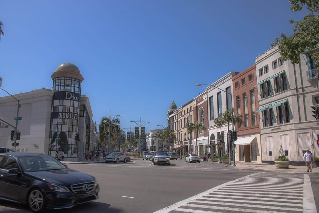 Los Angeles - Beverly Hills - Rodeo Drive - Dior