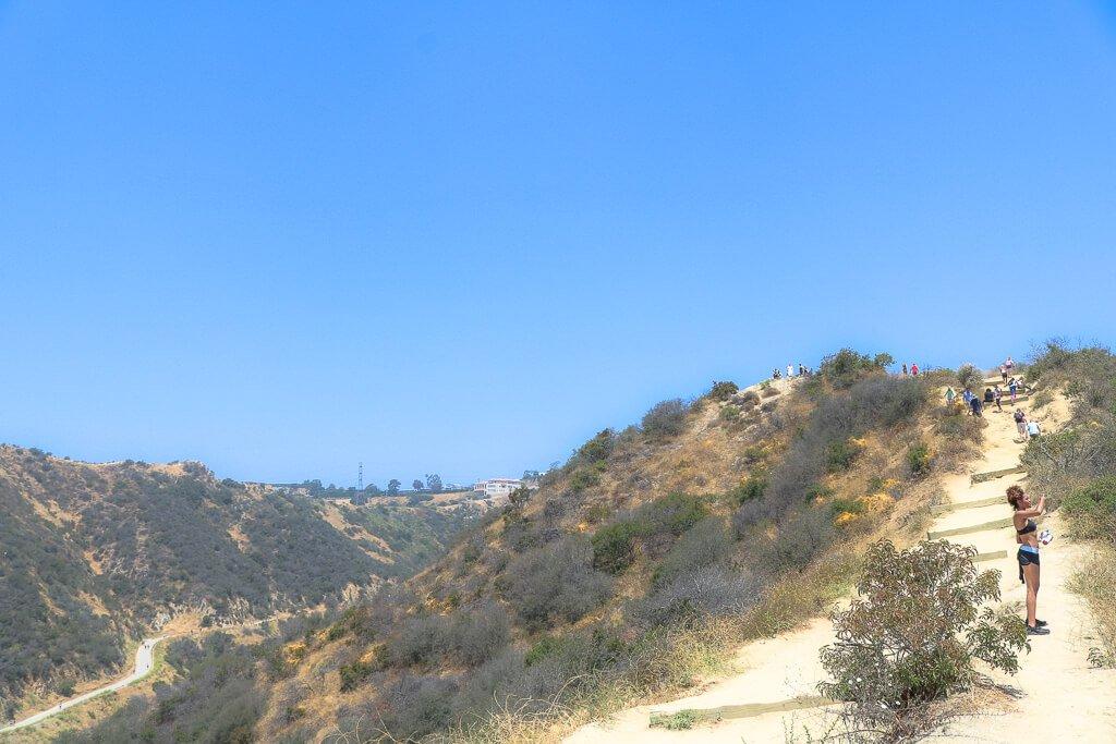 Los Angeles - Runyon Canyon Park