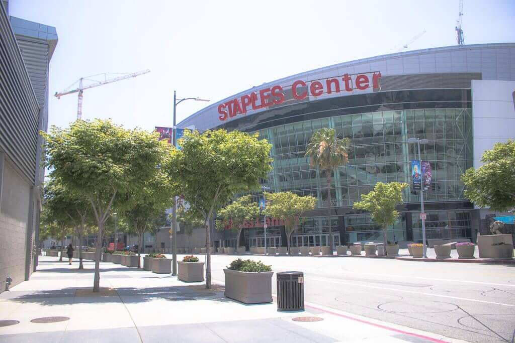 Los Angeles - Staples Center