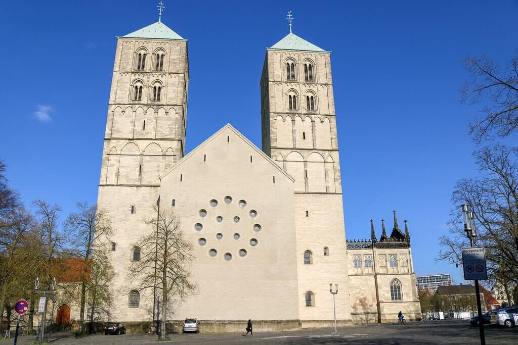 Münster - Dom - Türme