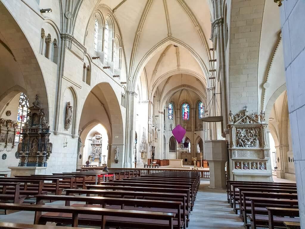 Münster - Dom - Mittelschiff