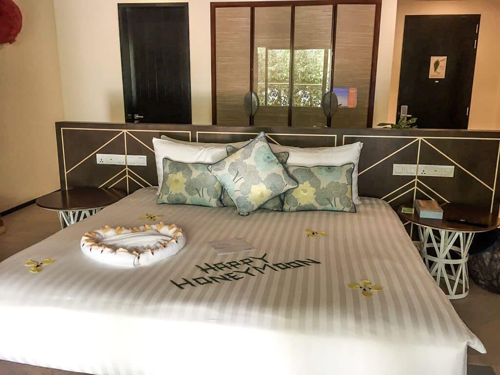 Amari Havodda Maldives - Bungalow - Honeymoon