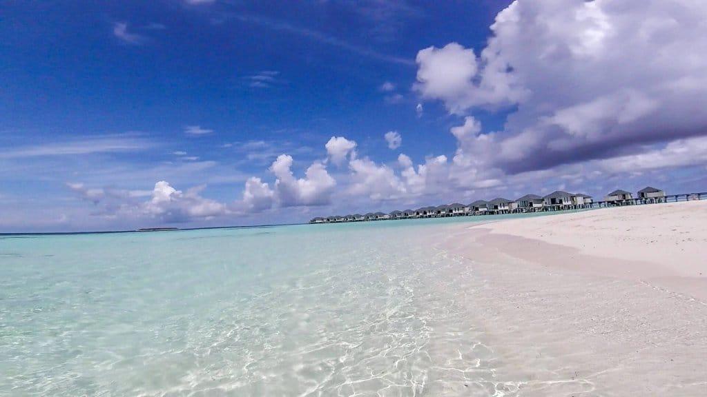 Malediven - Strand - Wasservilla - Schnorcheln