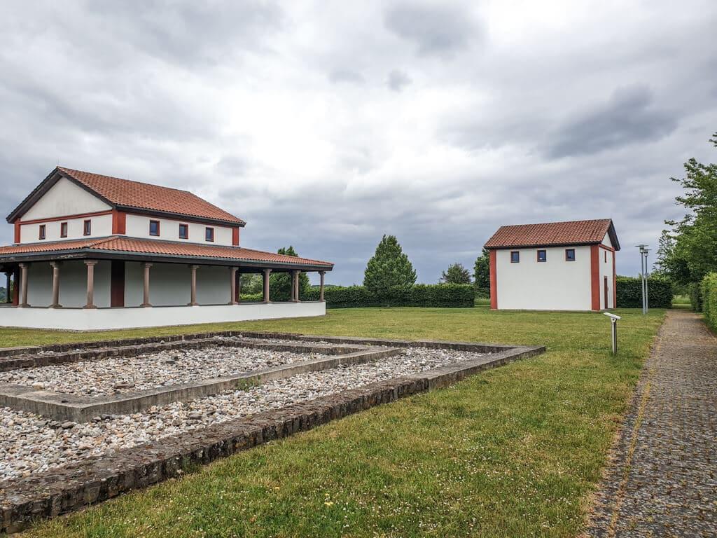 Archäologiepark Martberg in Pommern