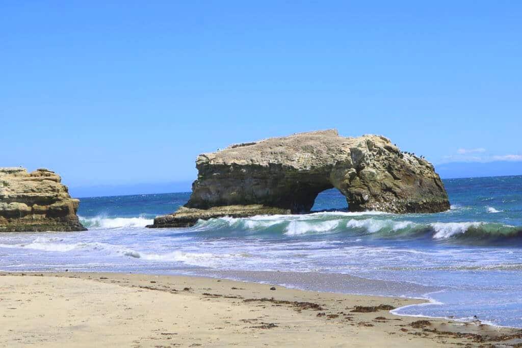 Santa Cruz - Natural Bridges - Strand