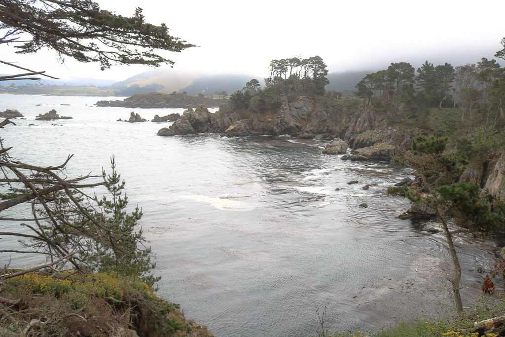 Monterey - Point Lobos - Bucht