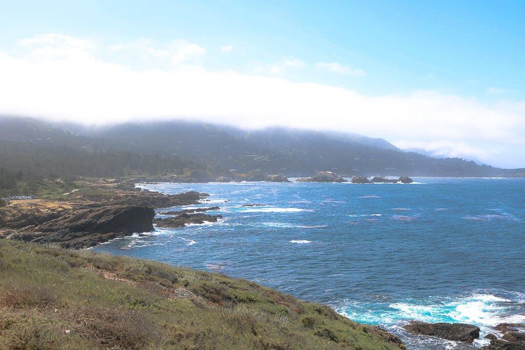 Monterey - Point Lobos - Küste, Meer, State Park