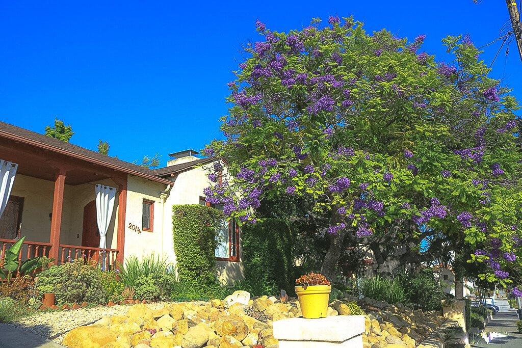 Santa Barbara - Haus an der State Street