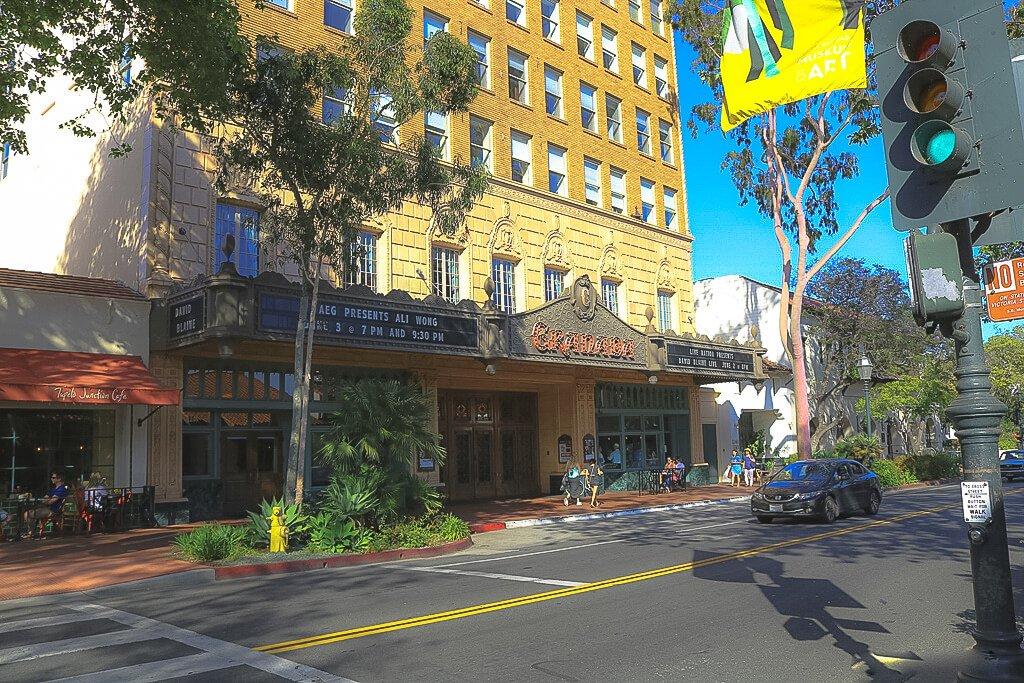 Santa Barbara - Granada Theatre