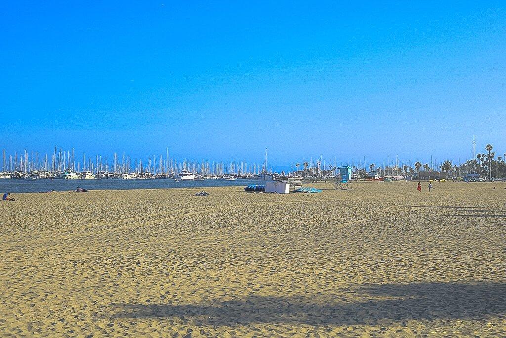 Santa Barbara - Strand - Hafen