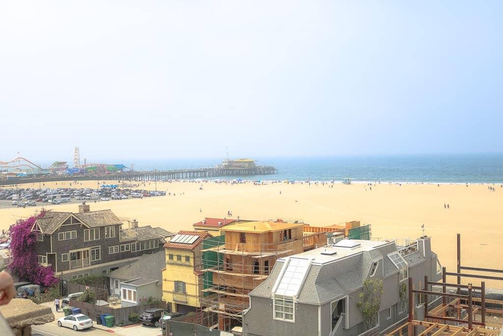 Santa Monica - Strand - Pier