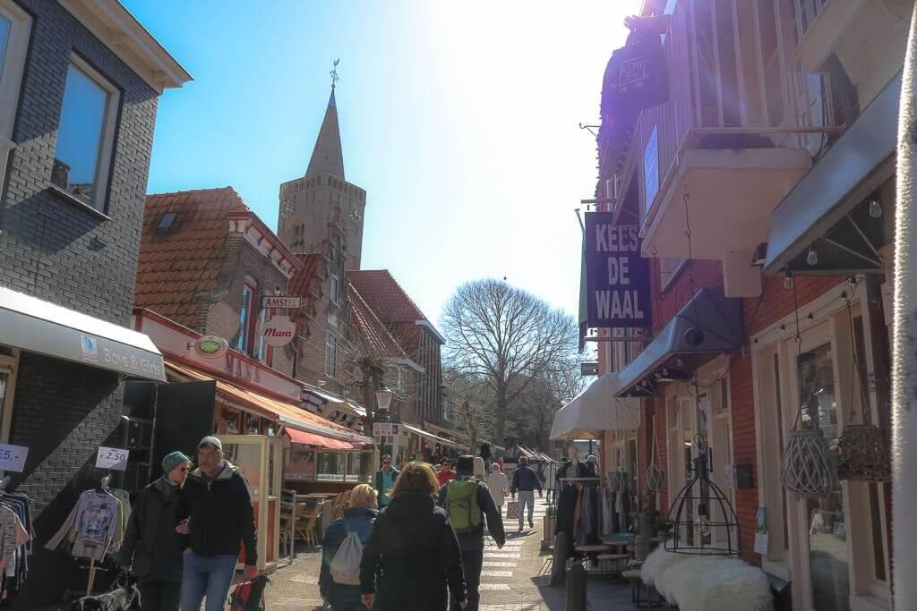 Texel - Den Burg