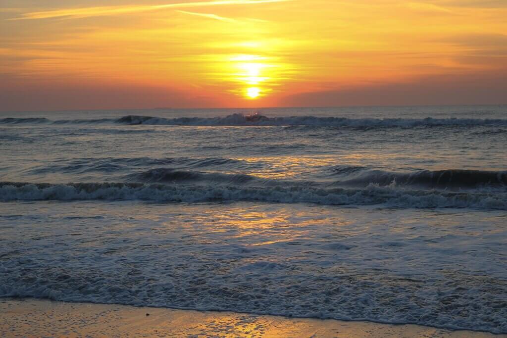 Texel - Sonnenuntergang