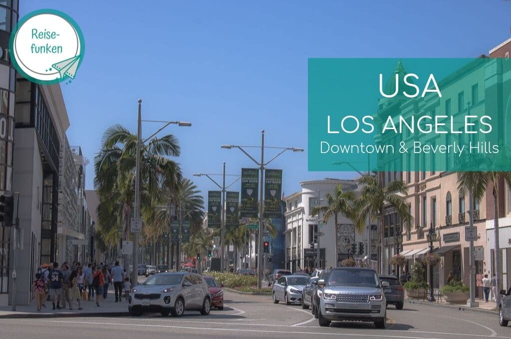 Rodeo Drive Los Angeles -