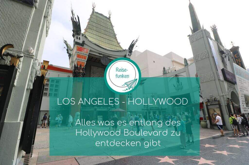 Los Angeles -Hollywood - Chinese Theatre