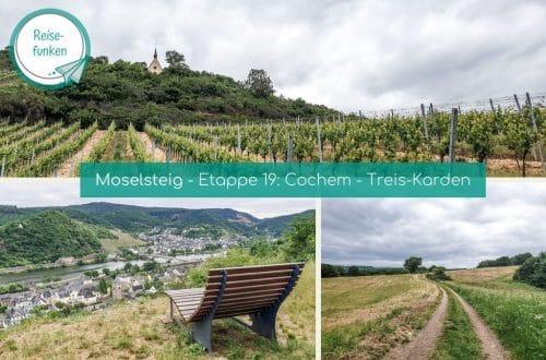Titelbild - Moselsteig Cochem - Treis-Karden