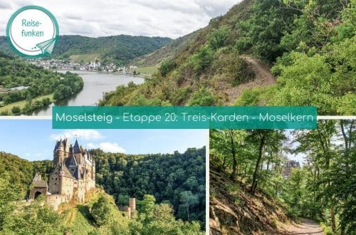 Moselsteig Etappe 20 - Collage