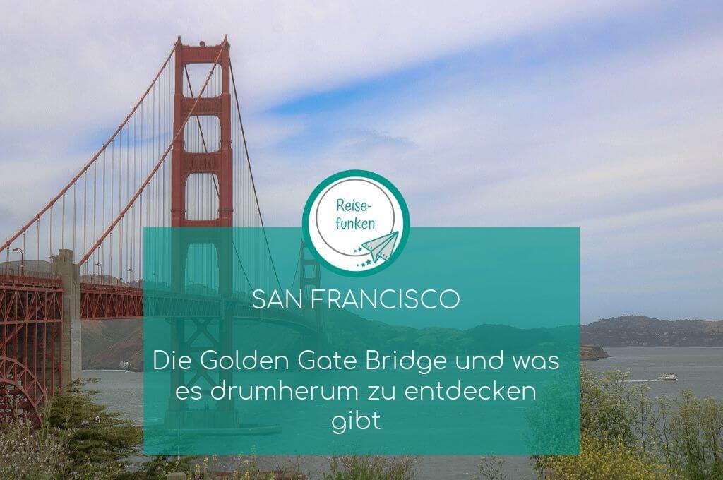 San Francisco -Golden Gate Bridge