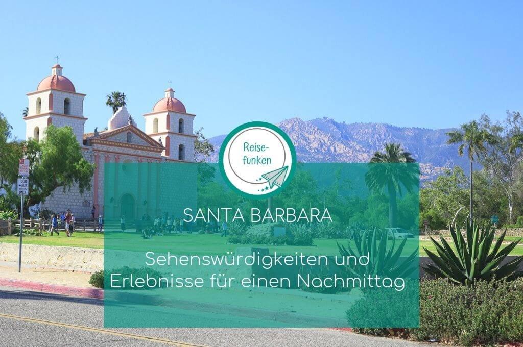 Santa Barbara - Old Mission