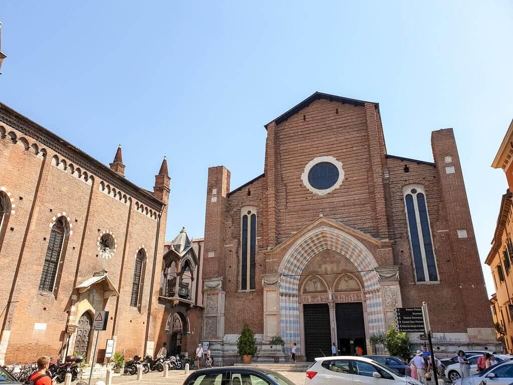 Kirche in Verona