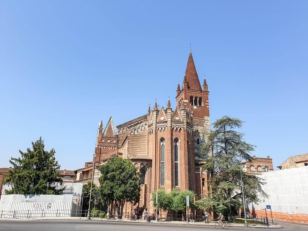 Verona - Kirche