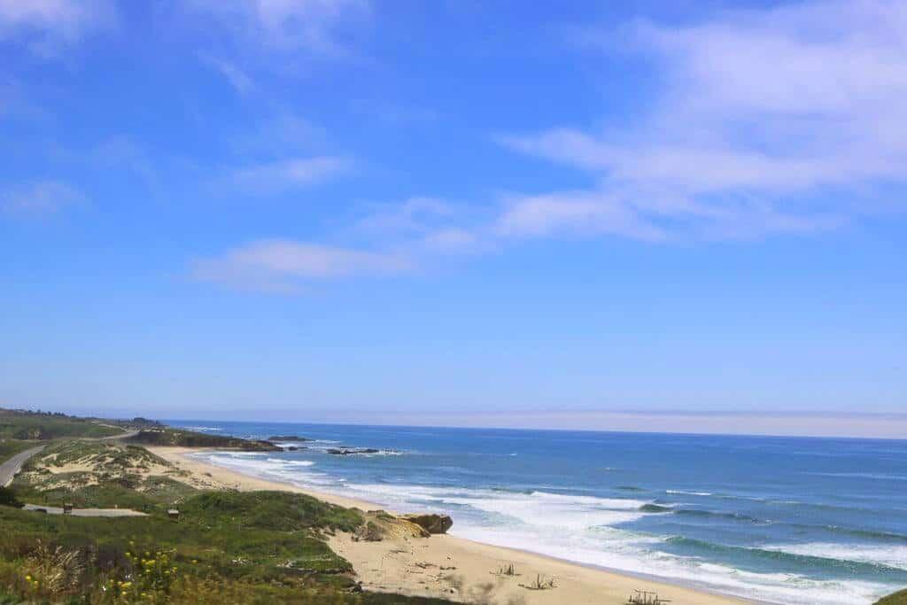Viewpoint am Highway 1 - Strand - Meer